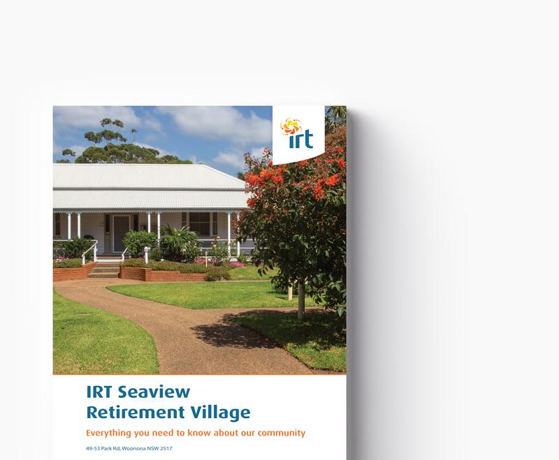 IRT Seaview brochure