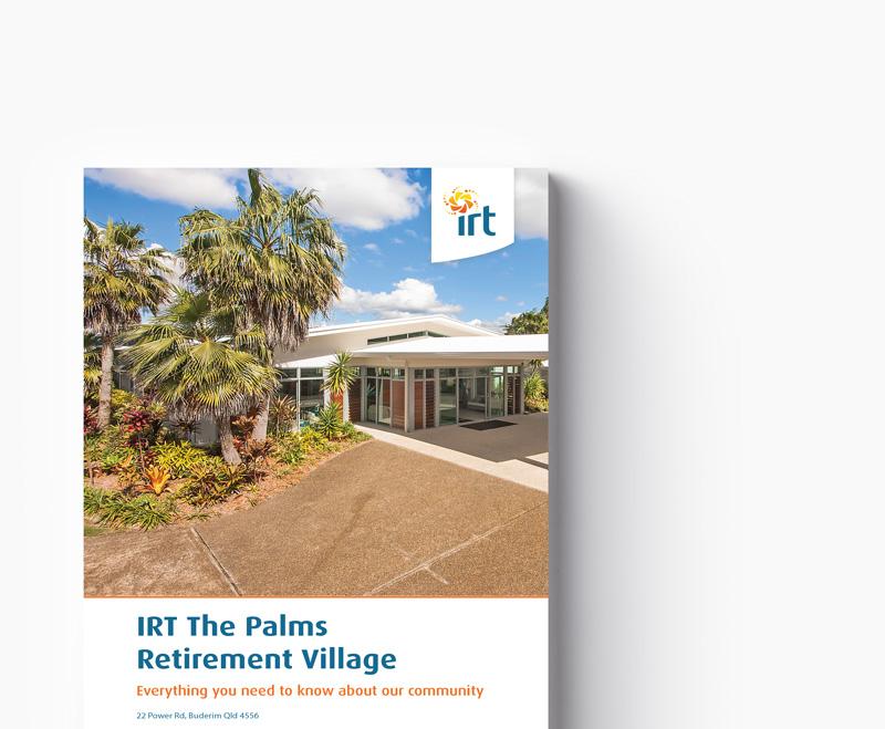 IRT The Palms brochure