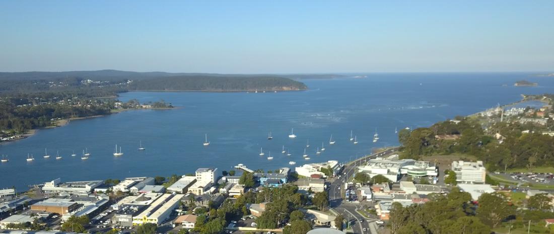 Batemans Bay surroundings
